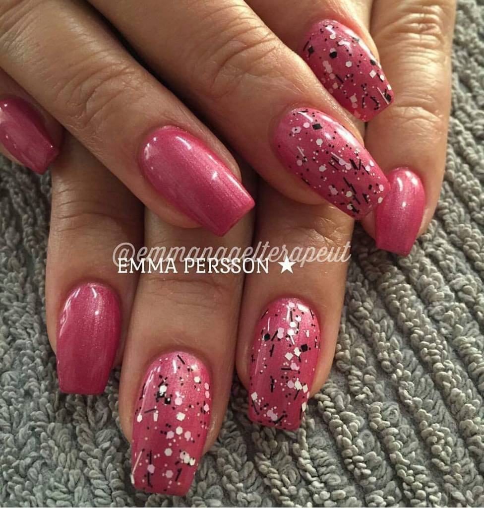 Lilly Nails Gel Polish Granny Pink