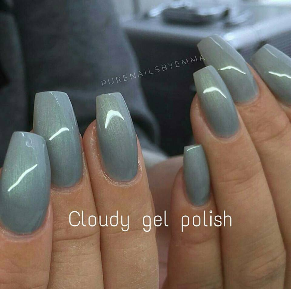 Lilly Nails Gel Polish Cloudy