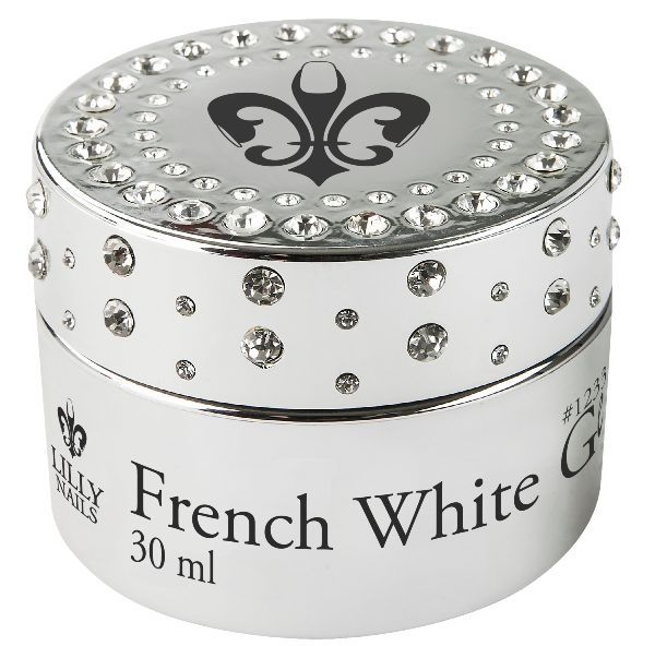 Gel French White