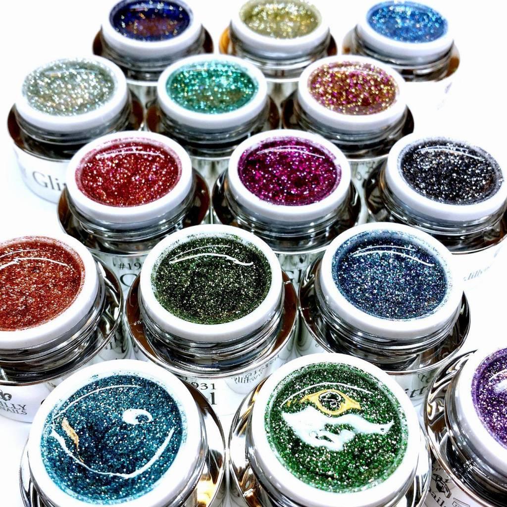 Gel Collection Rock Glitter (incl 2 Penselen)