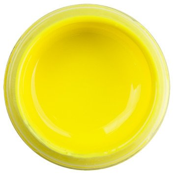 Acrylic Paint Yellow
