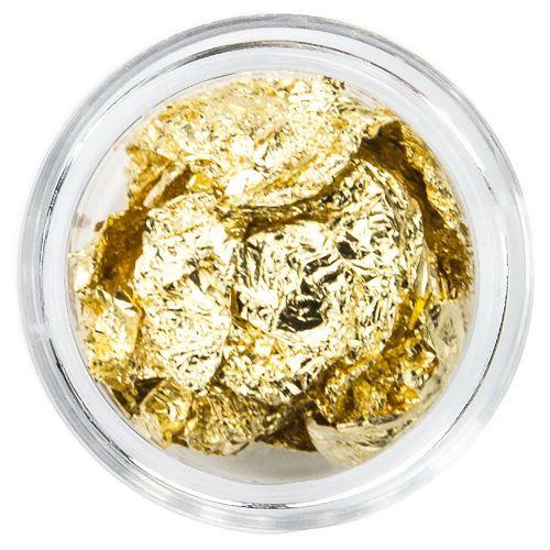 Nailart Inlay Folie Gold