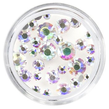 Nailart Strass Crystal Clear Prisma