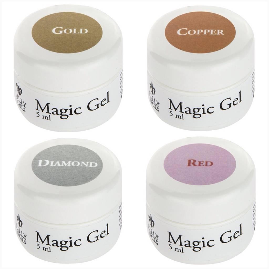 Gel Magic 4 Colors
