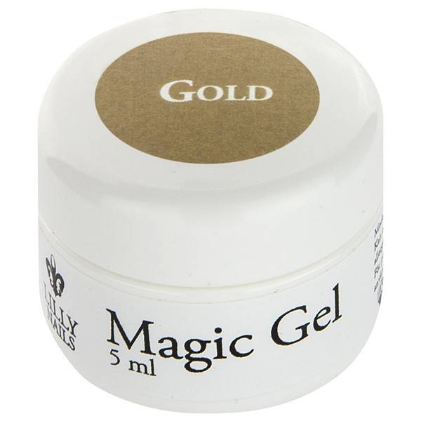 Gel Magic Gold