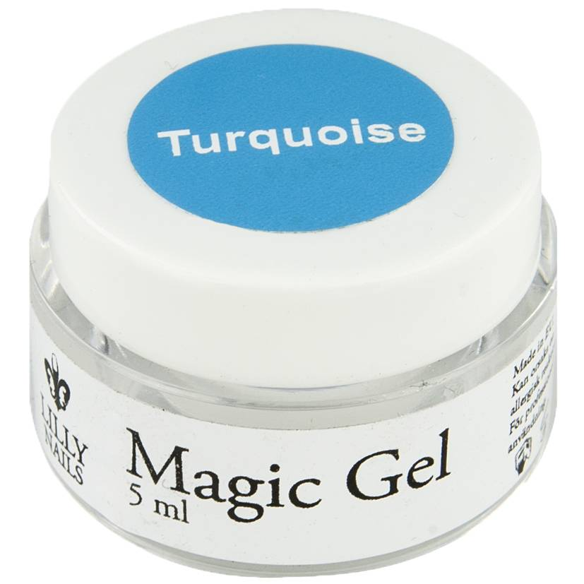Gel Magic Turquoise