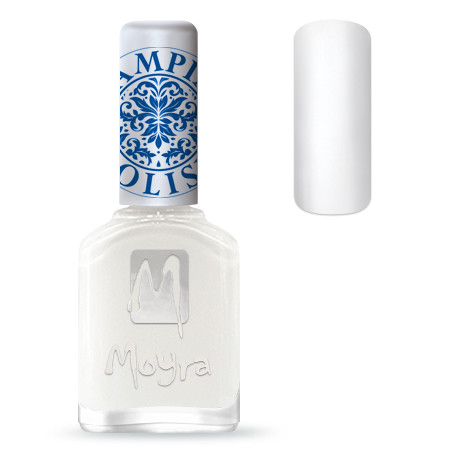 Moyra Stempel Polish Wit 12ml