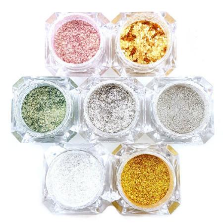 Nailart Desire Collection 7 Kleuren