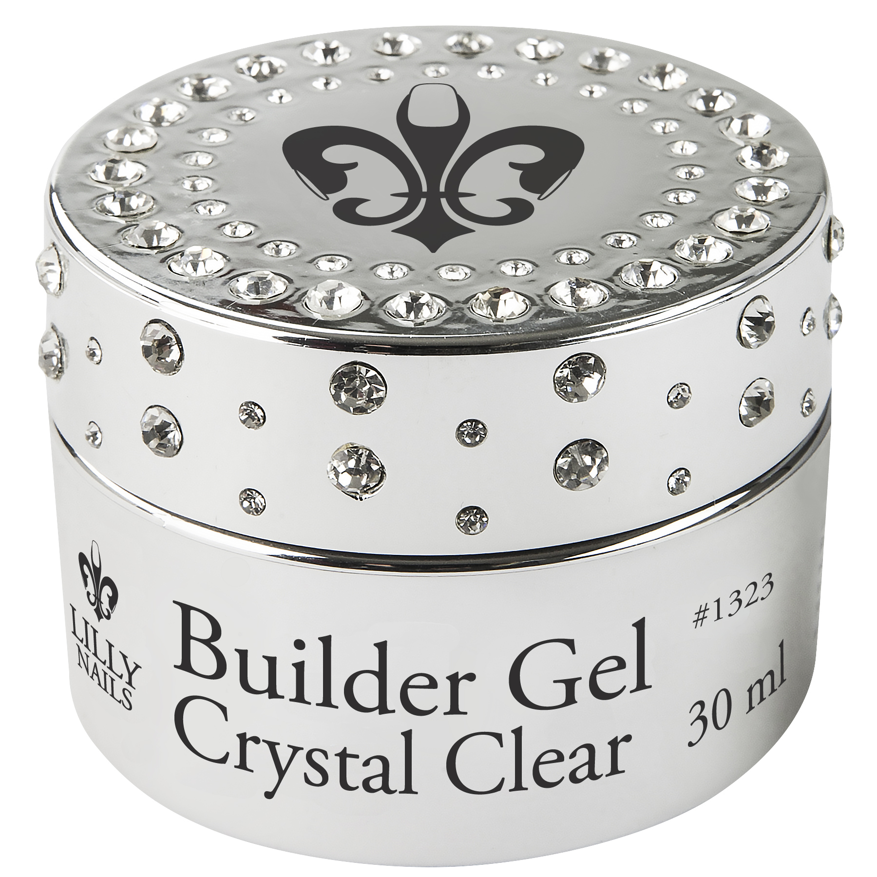 Builder Gel Crystal Clear