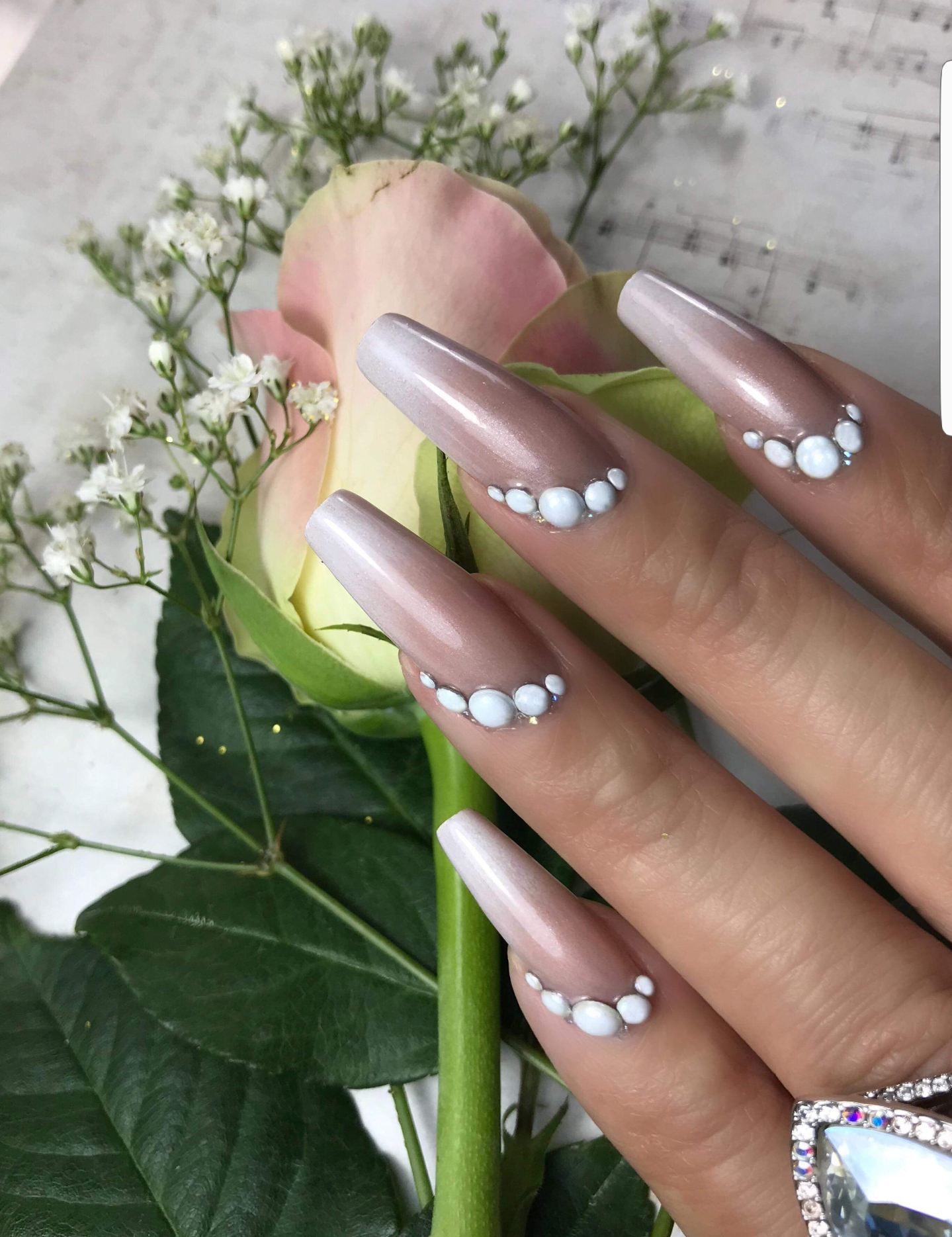 Workshop Salon Nail Shapes Door Tracey Lee Op 4 April 2018