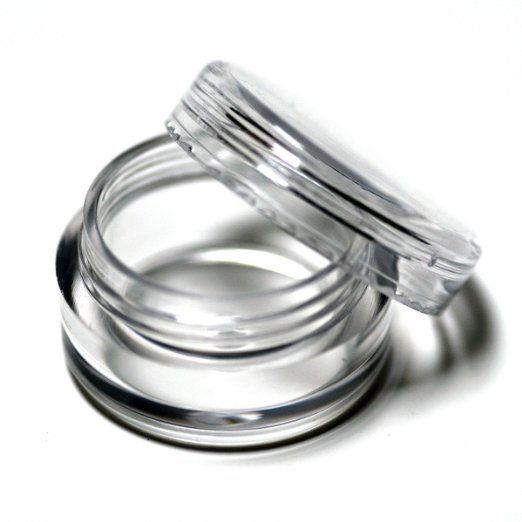 Opbergen Lege Box 12 Stuks Voor O.a Glitters (klein 3 Gram)