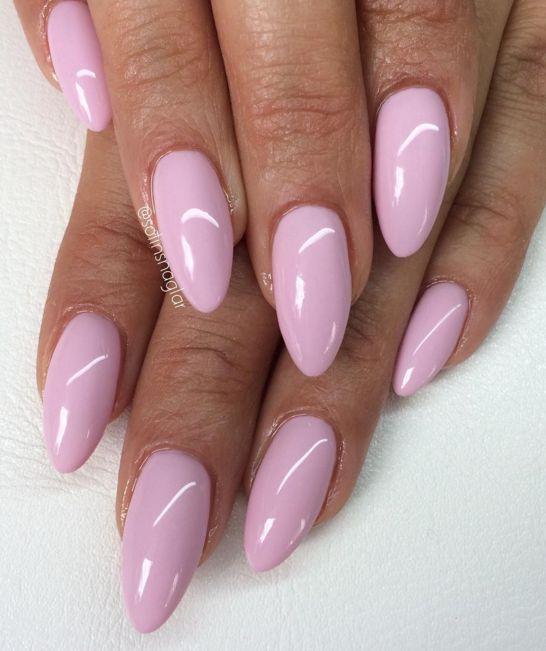 Gel Polish Pastel Pink