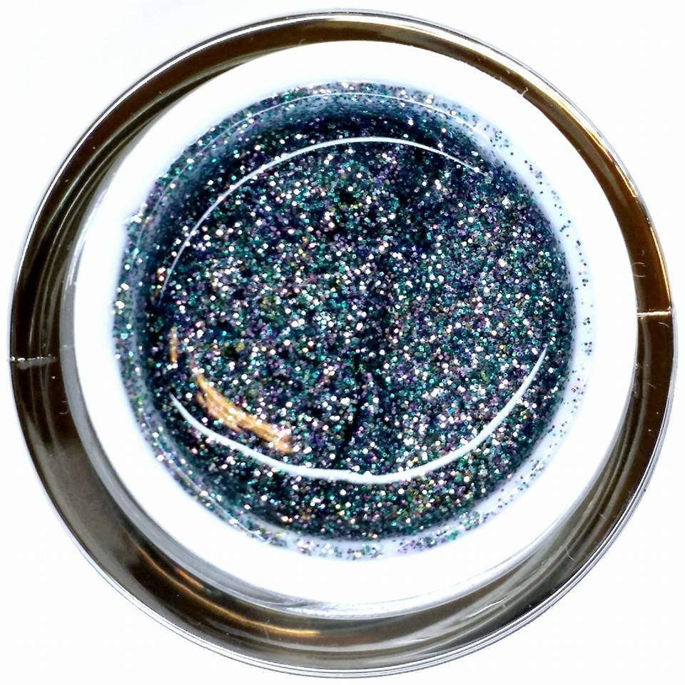 Gel Rock Glitter Pacific Opal
