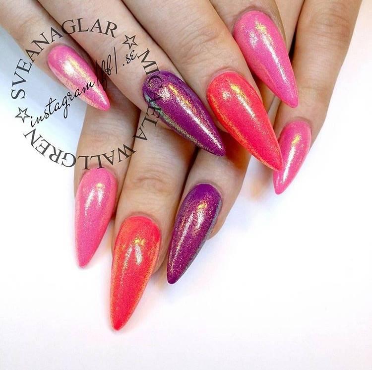 Nailart Mermaid Webshop Future Nails Lilly Nails