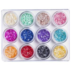 Nailart Glitter pakketen