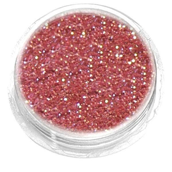 Nailart Glitter Carmine