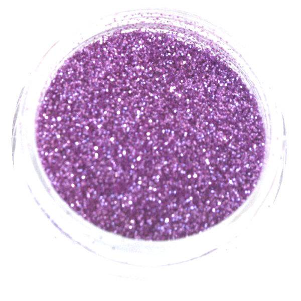 Nailart Glitter Cerise Violet