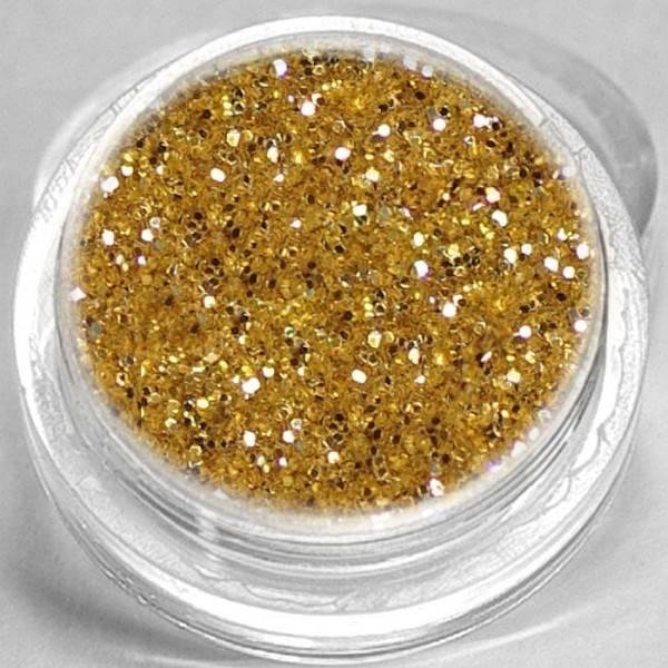 Nailart Glitter Egypten Gold
