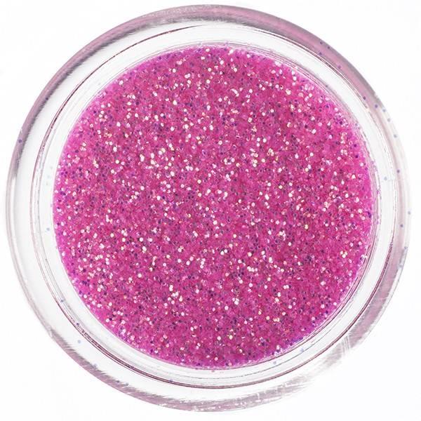 Nailart Glitter Roze Sparkling