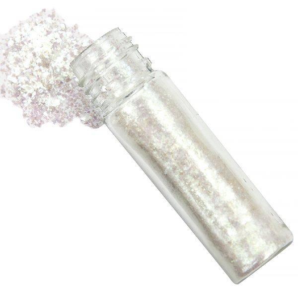 Nailart Glitter Shiny Pearl Shell