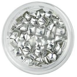 Nailart Large Silver Rivets