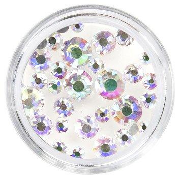 Nailart Strass Crystal Clear Prisma