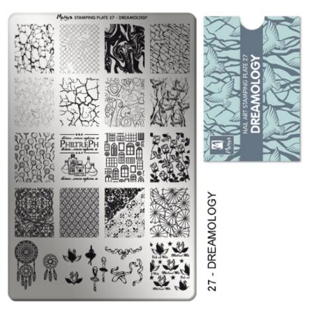 Moyra Stamping Plate Dreamology