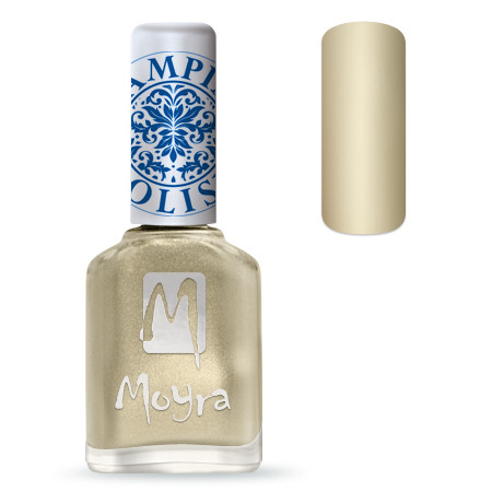 Moyra Stempel Polish Goud 12ml