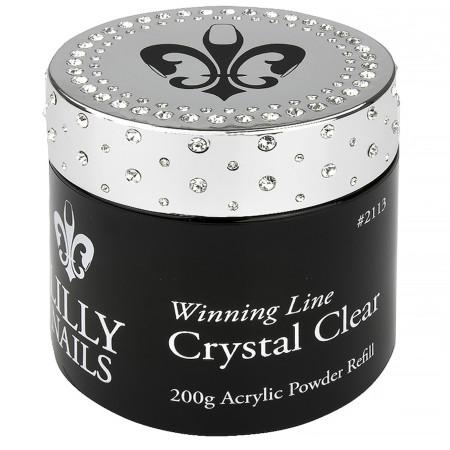 Acryl Crystal Clear 200gram Navulling