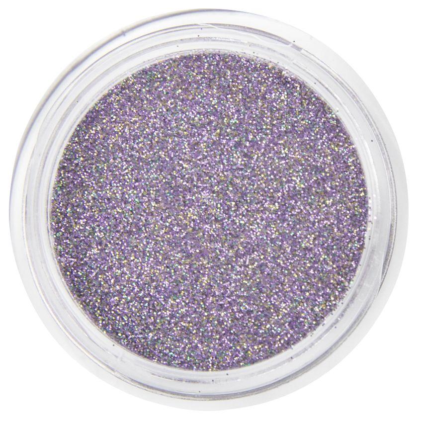 Acryl Glitter Purple Granite
