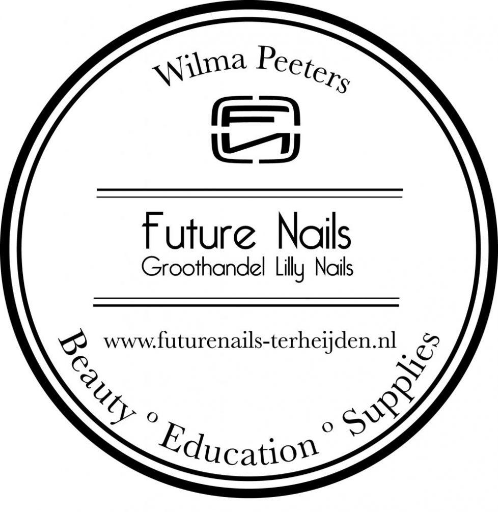 Logo_FutureNails_Zwart