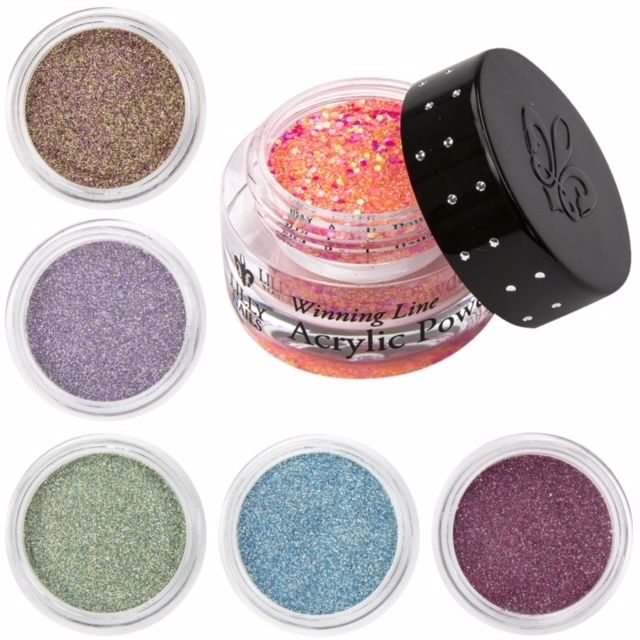 Acryl Glitter Collection