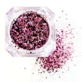 Glitters ontworpen door Lilly Nails