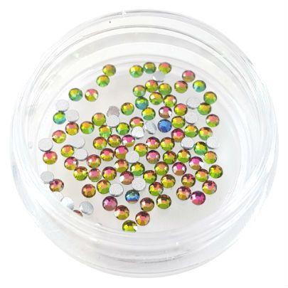 Nailart Strass Crystals Rainbow Mini