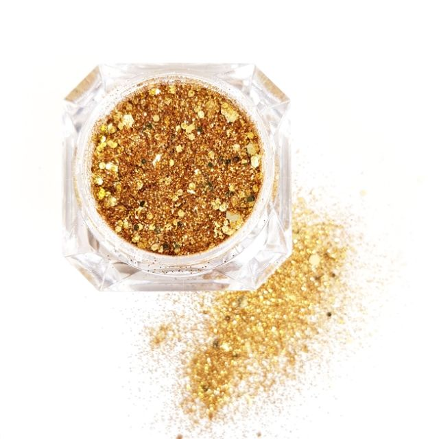 Glittermix Solin Bronze