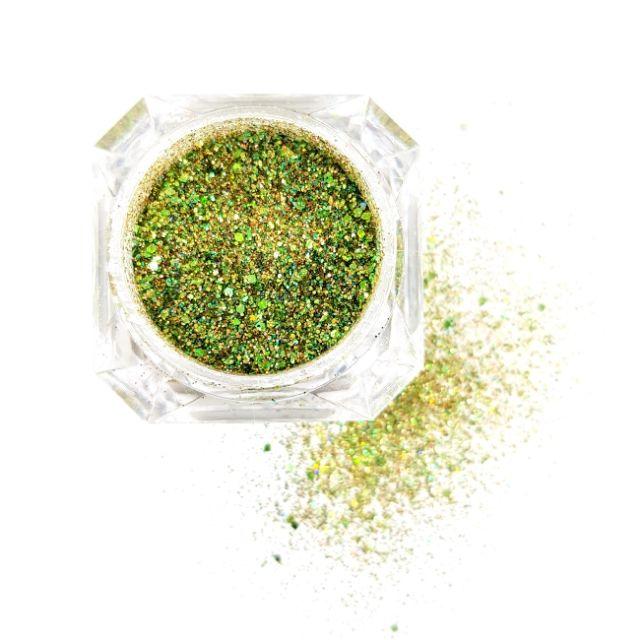 Glittermix Solin Olive