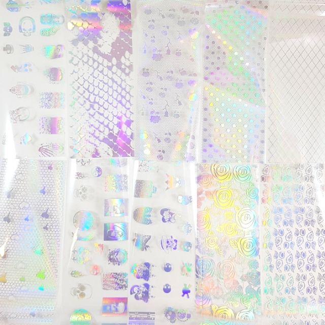Folie Holographic Patronen
