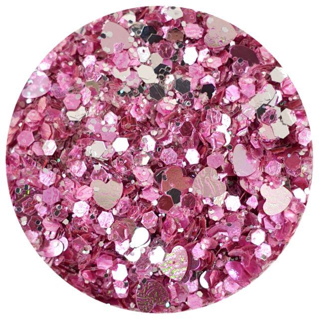 Glittermix Sweetheart By Solin