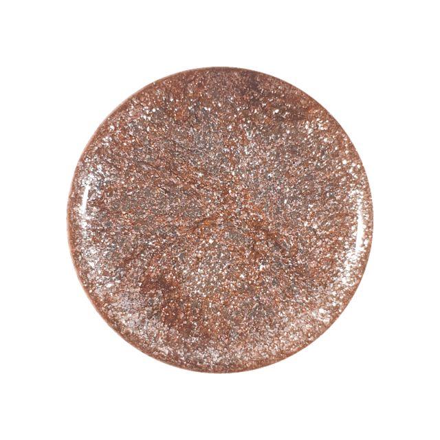 Glitter Gel Metallic Bronze